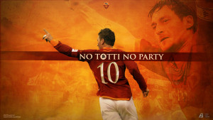 Francesco Totti Wallpapers As Roma