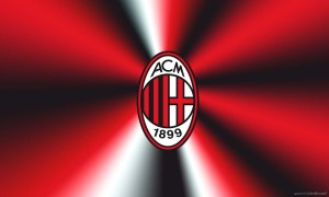 Free Ac Milan Logo Design Wallpaper