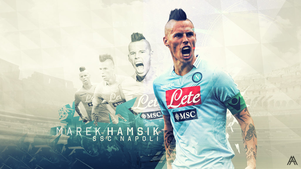 Hamsik Napoli Wallpaper HD