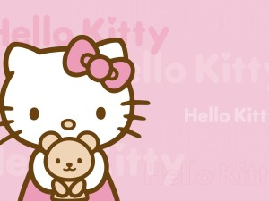 Hello Kitty Wallpaper Widescreen Cute