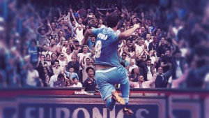 Higuain Celebration Goal Napoli Wallpaper New