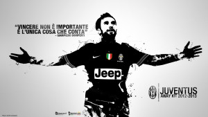 Juventus Art Players Wallpaper