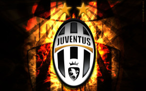 Juventus Wallpaper Fire Logo