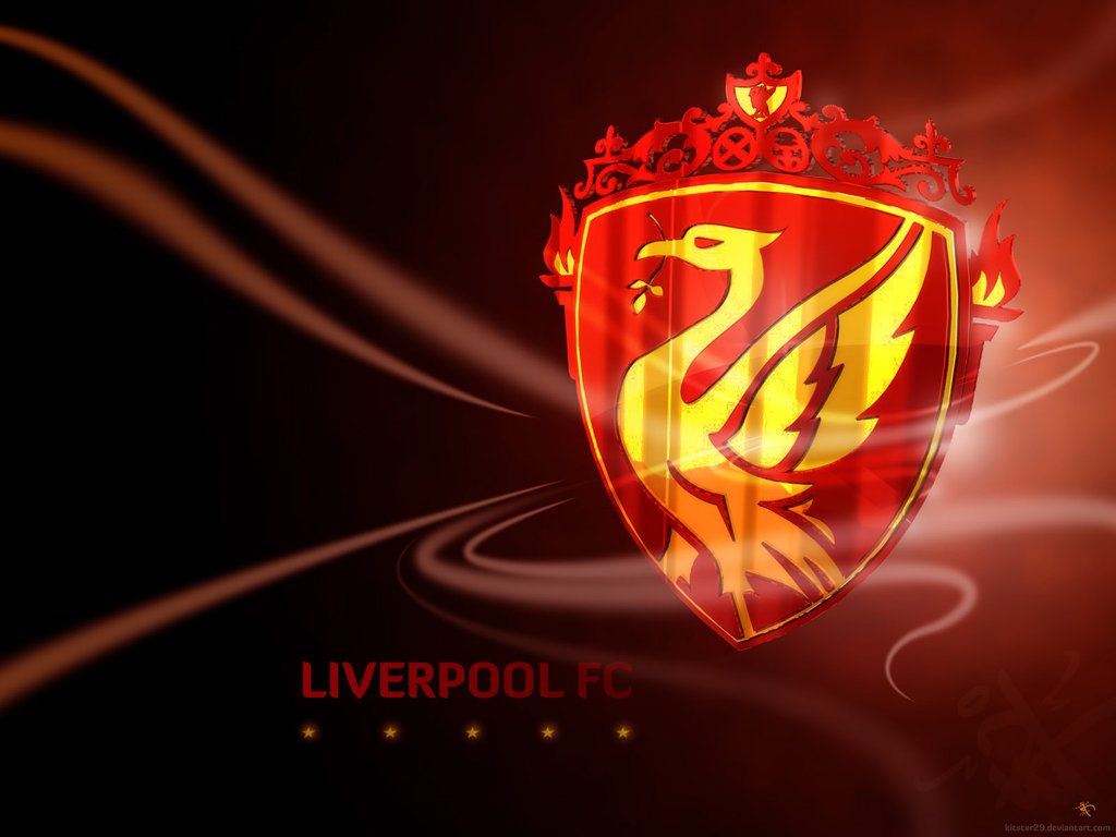 Liverpool Wallpaper Background Logo