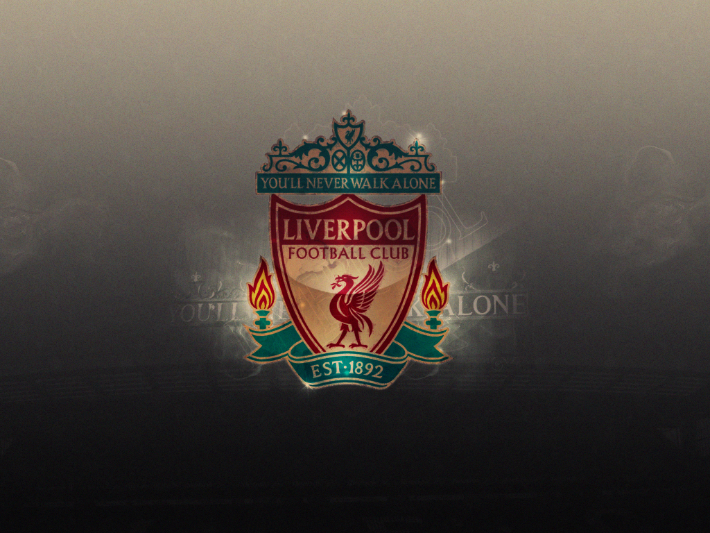 Liverpool Wallpaper Desktop Logo