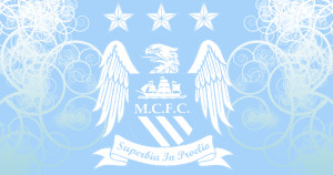 Manchester City Logo Wallpaper Free HD