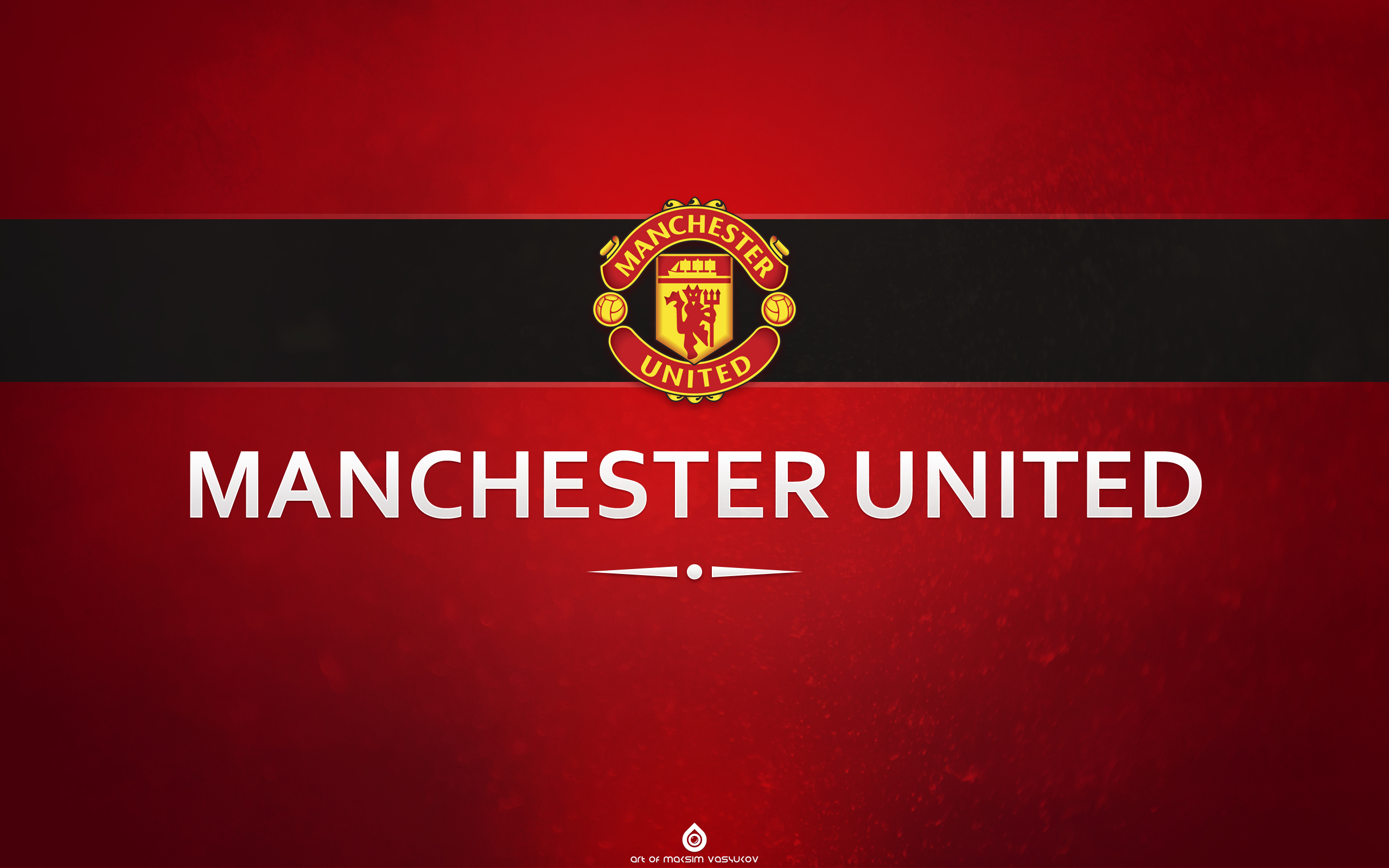 Manchester Logo Wallpaper Mobile Phone