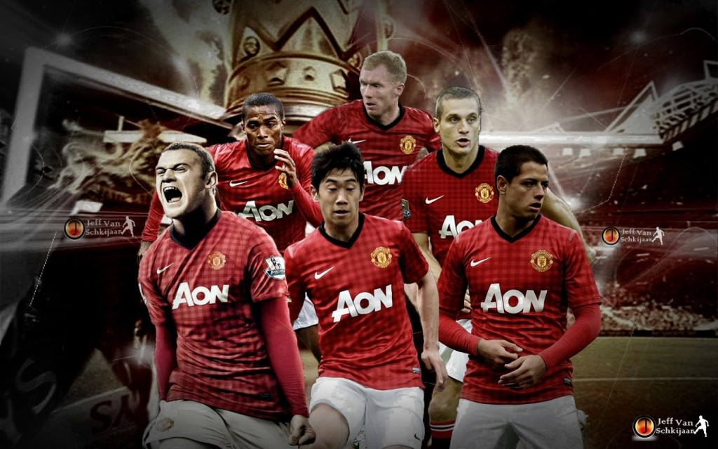 Manchester United The Red Devil Wallpaper #11257 Wallpaper
