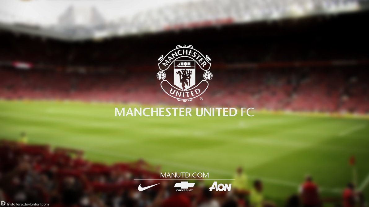 High Quality Manchester United Wallpapers: Manchester United Wallpaper High Definition #11226