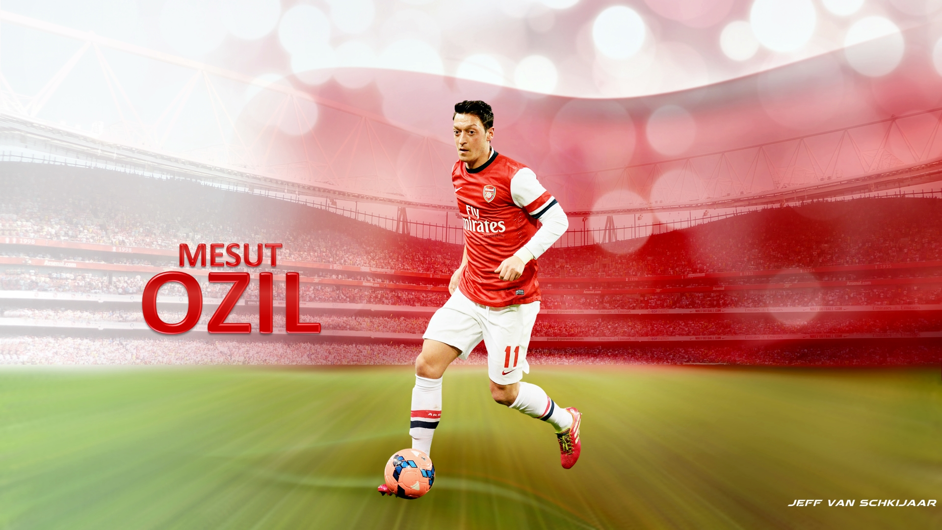 Mesut Ozil Wallpaper Awesome