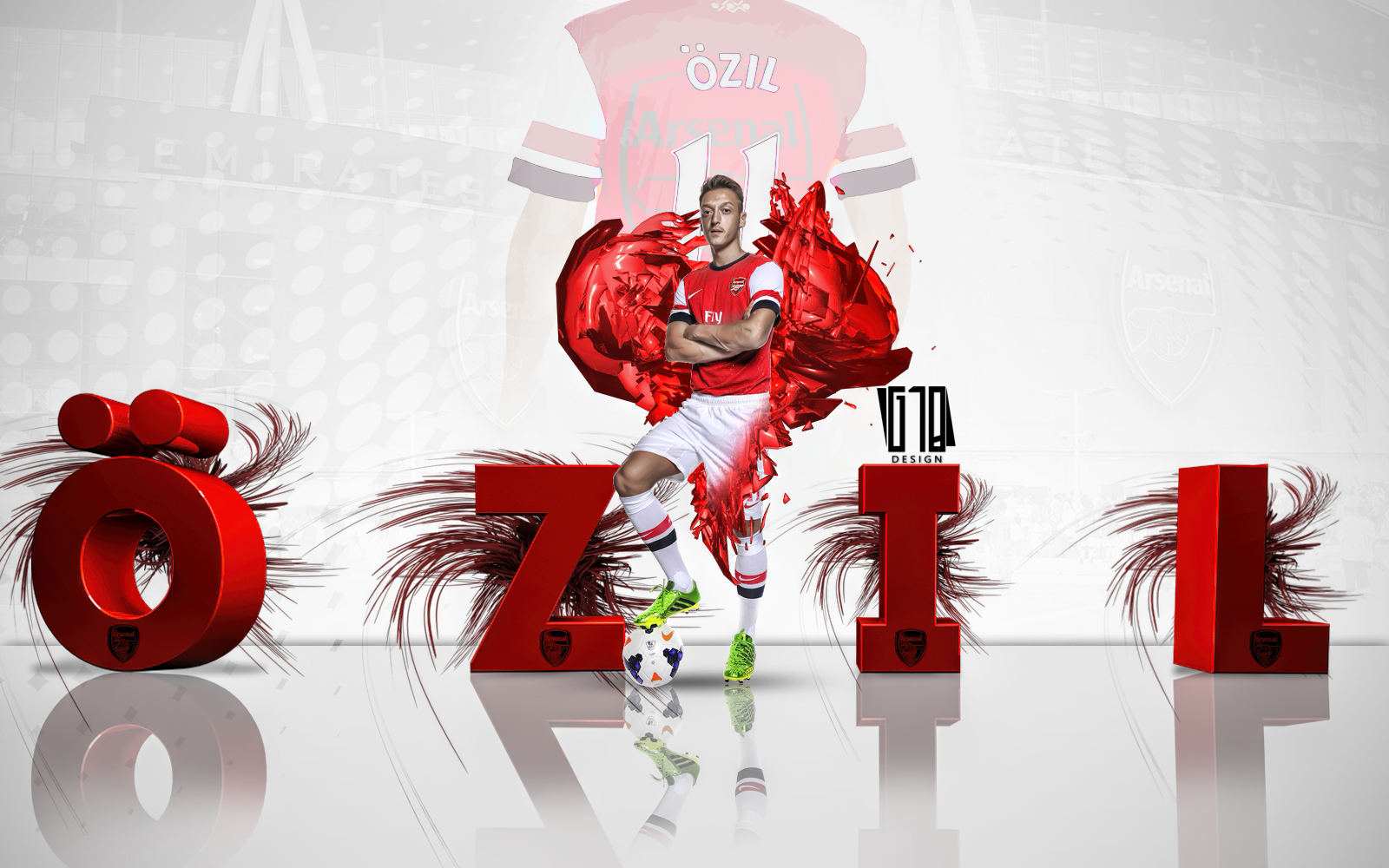 Mesut Ozil Wallpaper High Definition