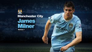 Milner Manchester City Wallpaper Desktop 768p