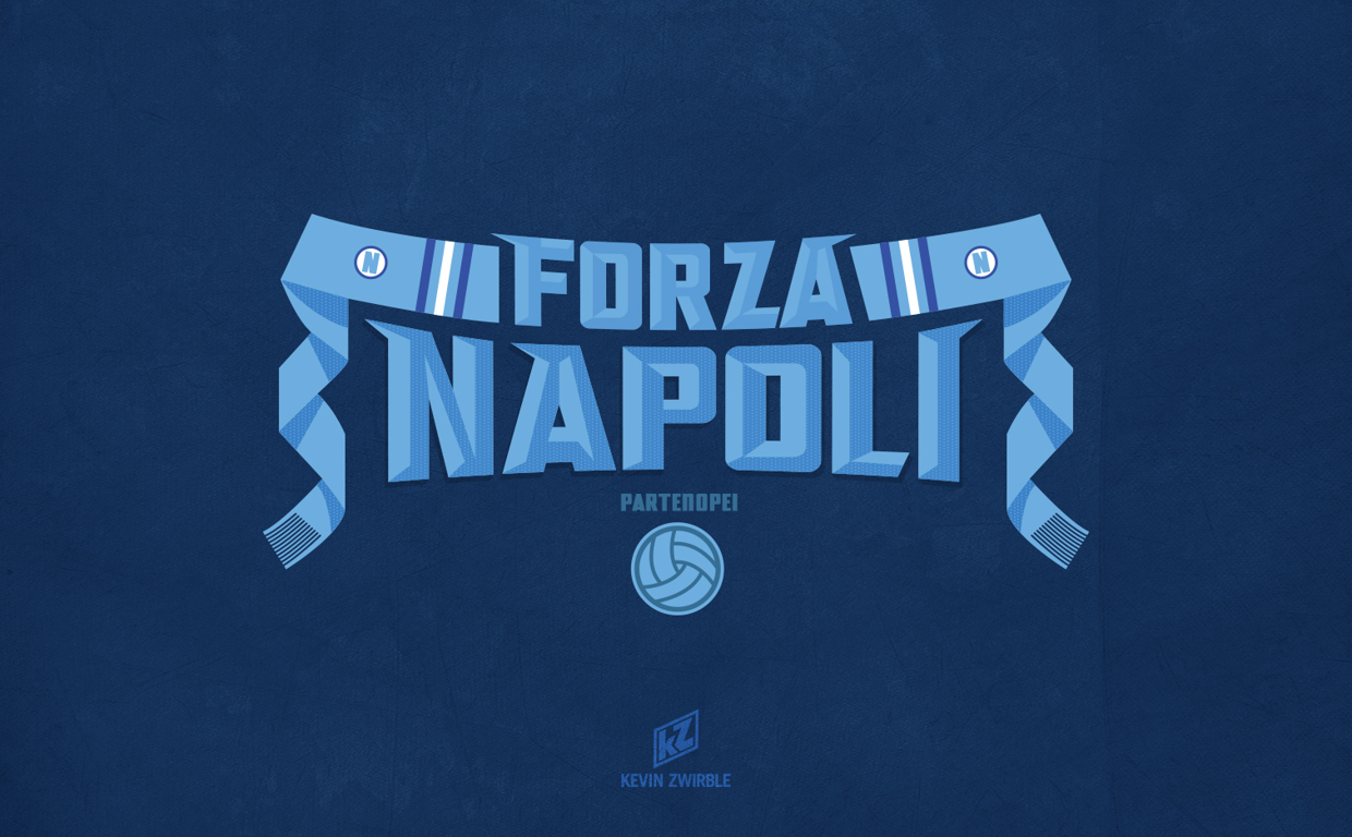 Napoli Logo Wallpaper PC