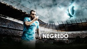 Negredo Manchester City Wallpaper Android Phones