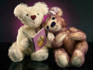 Teddy Bear Wallpaper 1024