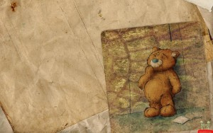 Teddy Bear Wallpaper Background