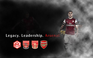 Wilshare Arsenal Wallpaper
