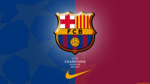 Barcelona Football Club Wallpaper 1366X768