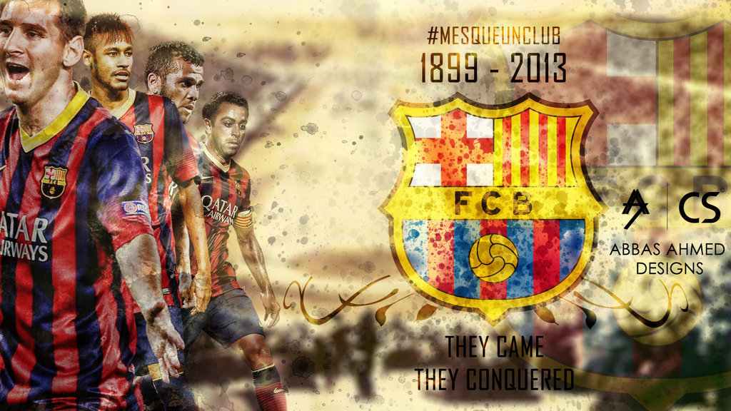 Barcelona Wallpaper Team 2015