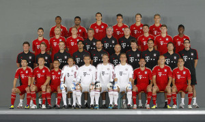 Bayern Munich Wallpaper Team 2015