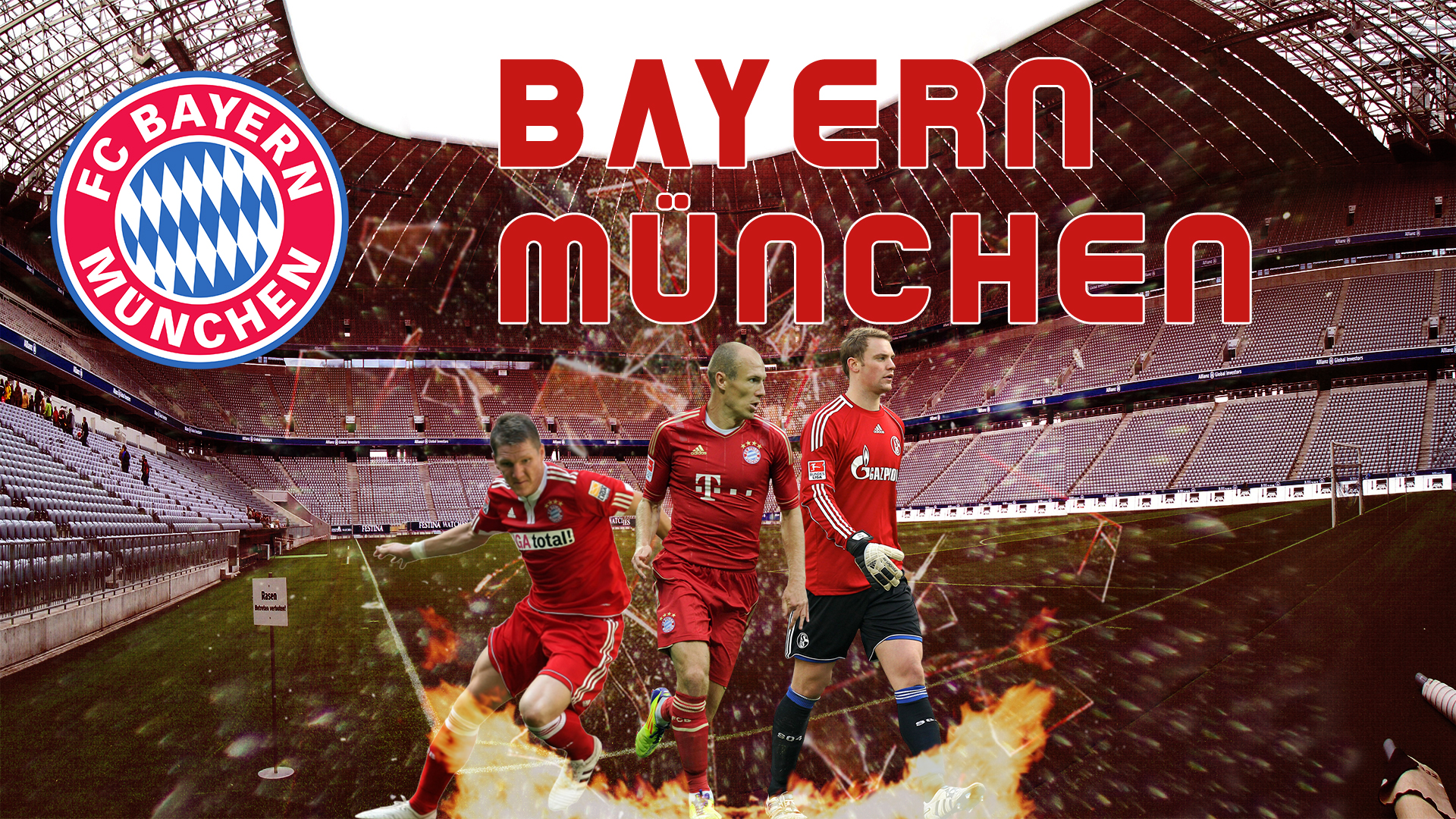 Bayern Munich Wallpapers Free 1080p