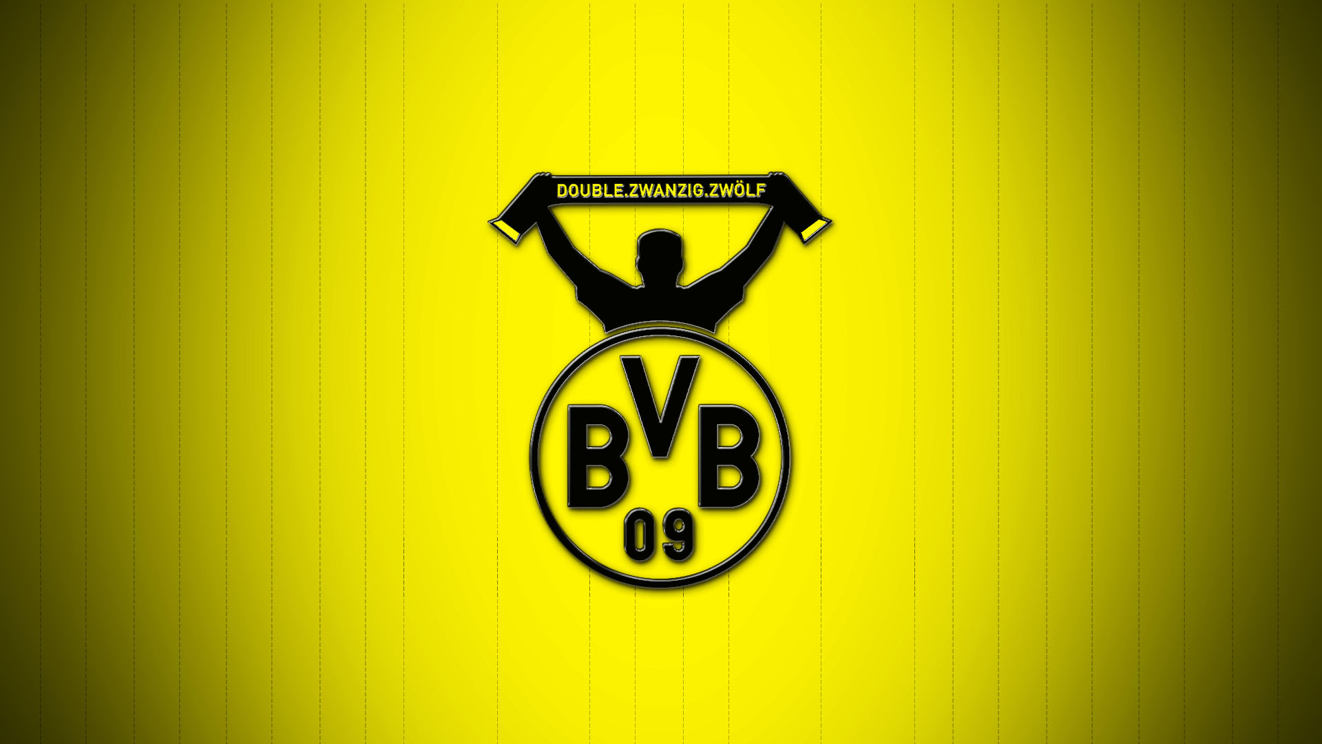 Borussia Dortmund Logo Background 1080p