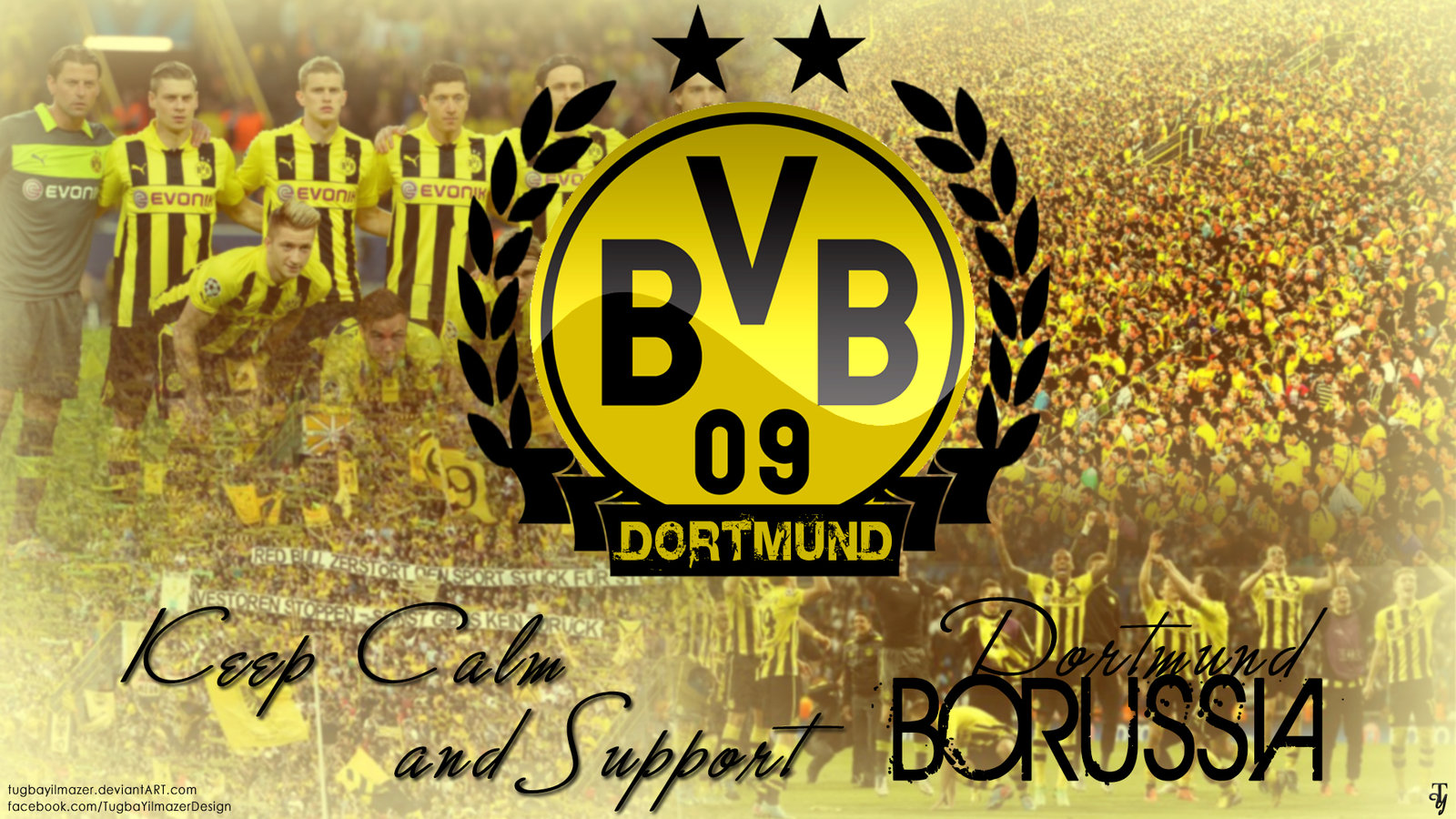 Borussia Dortmund Wallpaper Android 2015