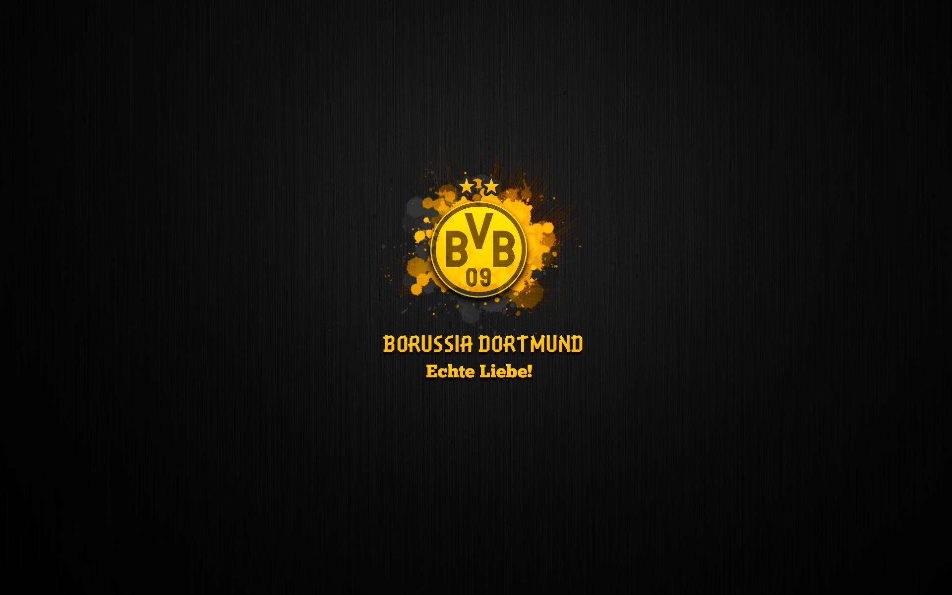 Borussia Dortmund Wallpaper Logo Image Pics