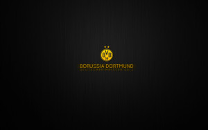 Borussia Dortmund Wallpaper Simple Vector Logo