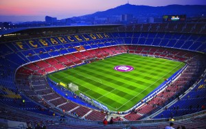 Camp Nou Stadium Wallpapers HD