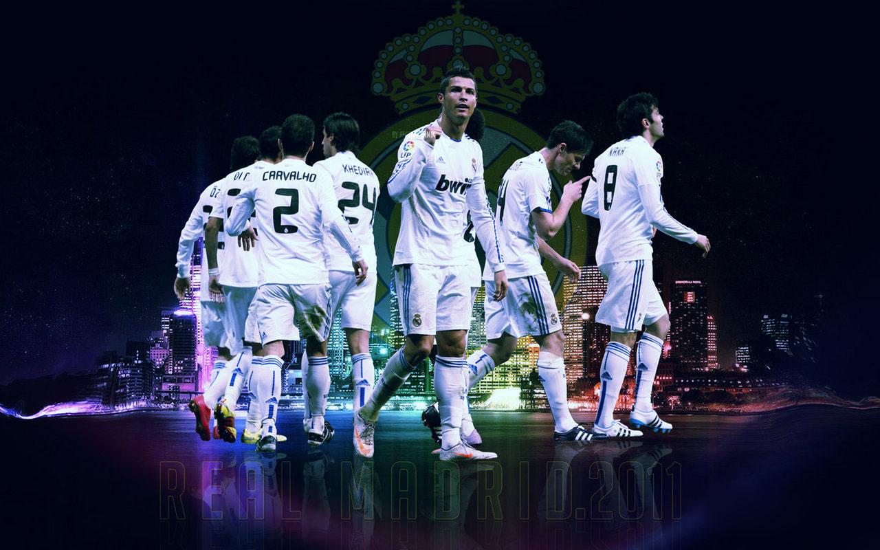 Football Real Madrid Logo Wallpapers