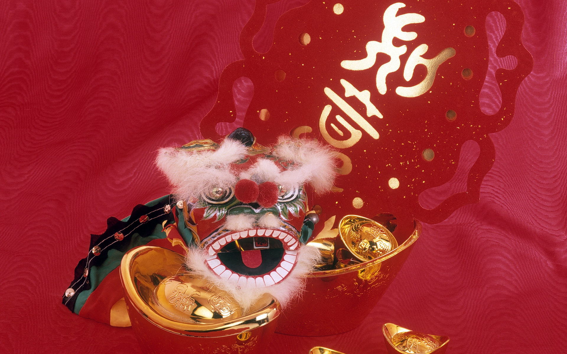 Happy Chinese New Year Wallpaper HD Image Pics