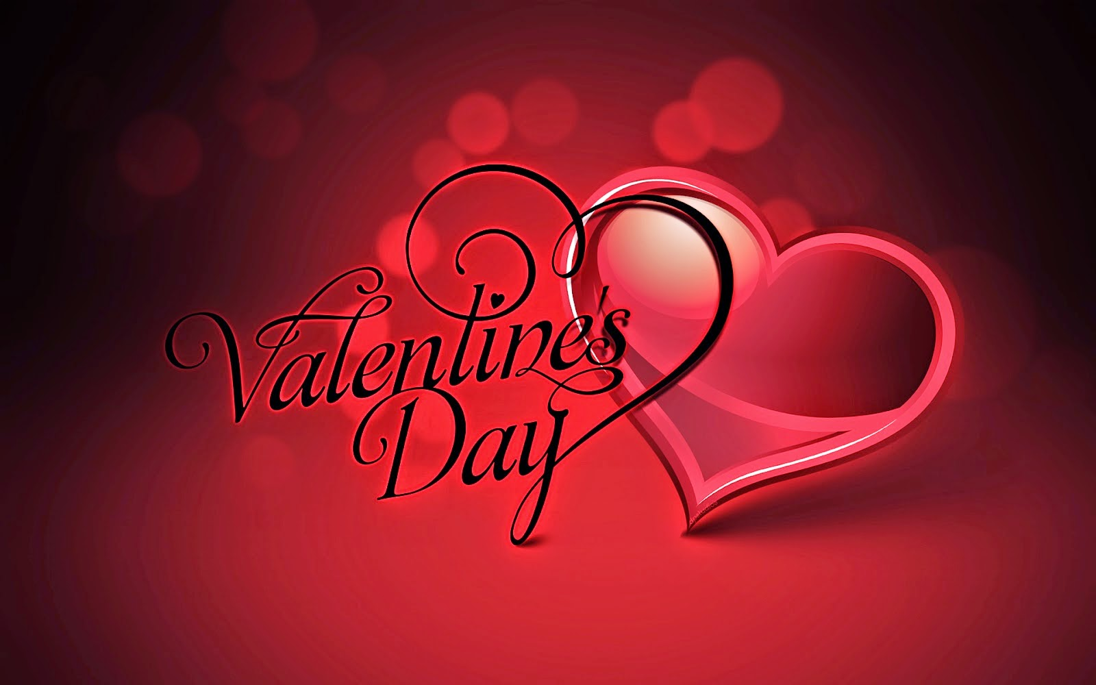 Happy Valentine Beautiful Design Wallpapers