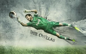 Iker Casillas Wallpaper Real Madrid