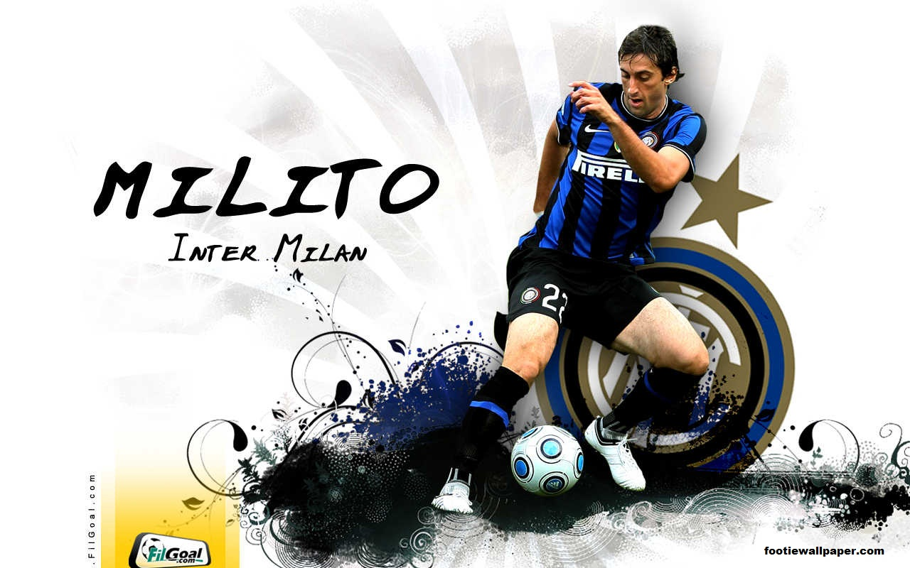 Inter Milan Players HD Wallpaper