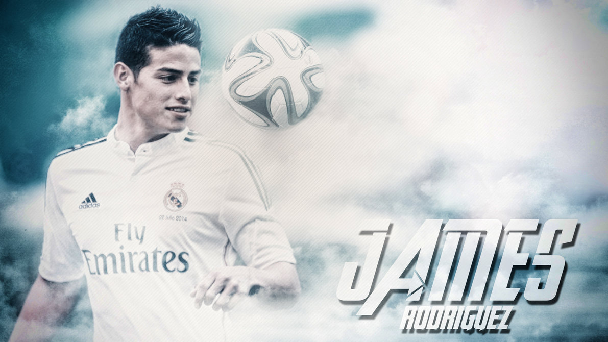 James Rodriguez Real Madrid Wallpapers