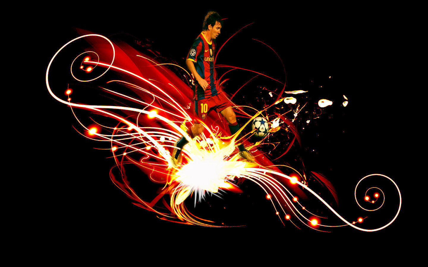 Lionel Messi Barcelona Wallpapers