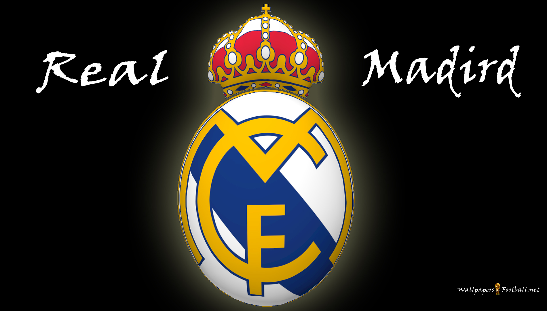 Logo Real Madrid Wallpaper Free HD
