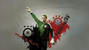 Manuel Neuer Bayern Munchen Wallpaper Goal Keeper