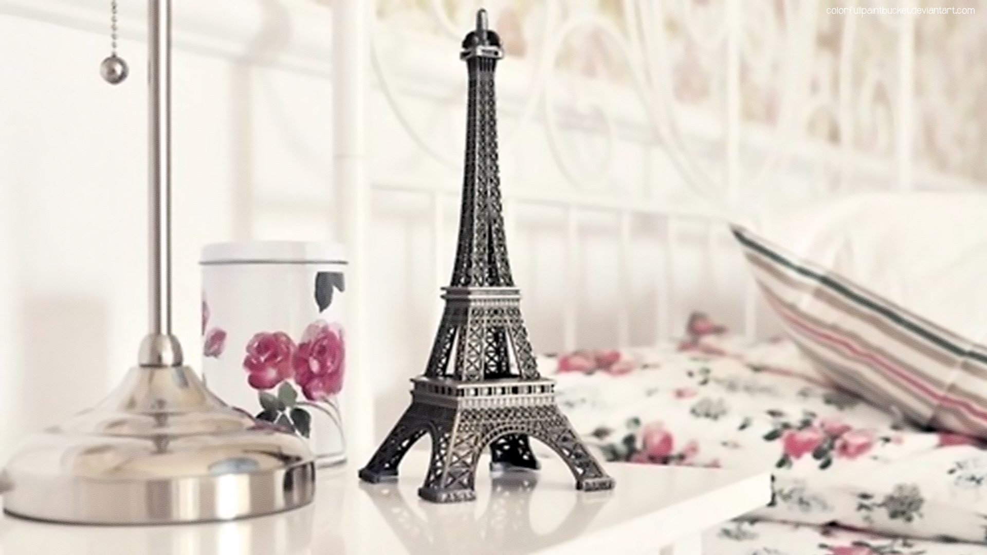 Paris Wallpaper Cute