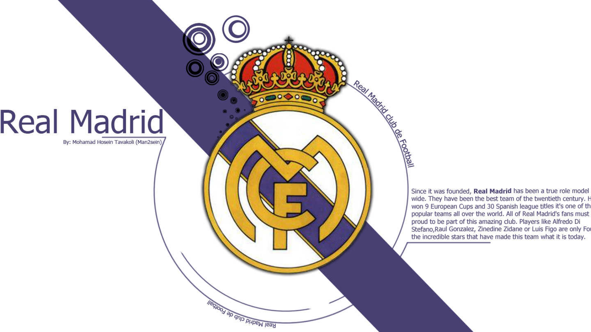 Real Madrid Wallpaper Image Picture