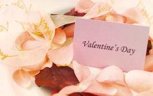Valentine Card Wallpaper HD