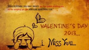 Valentine Days Quotes Wallpaper 2015