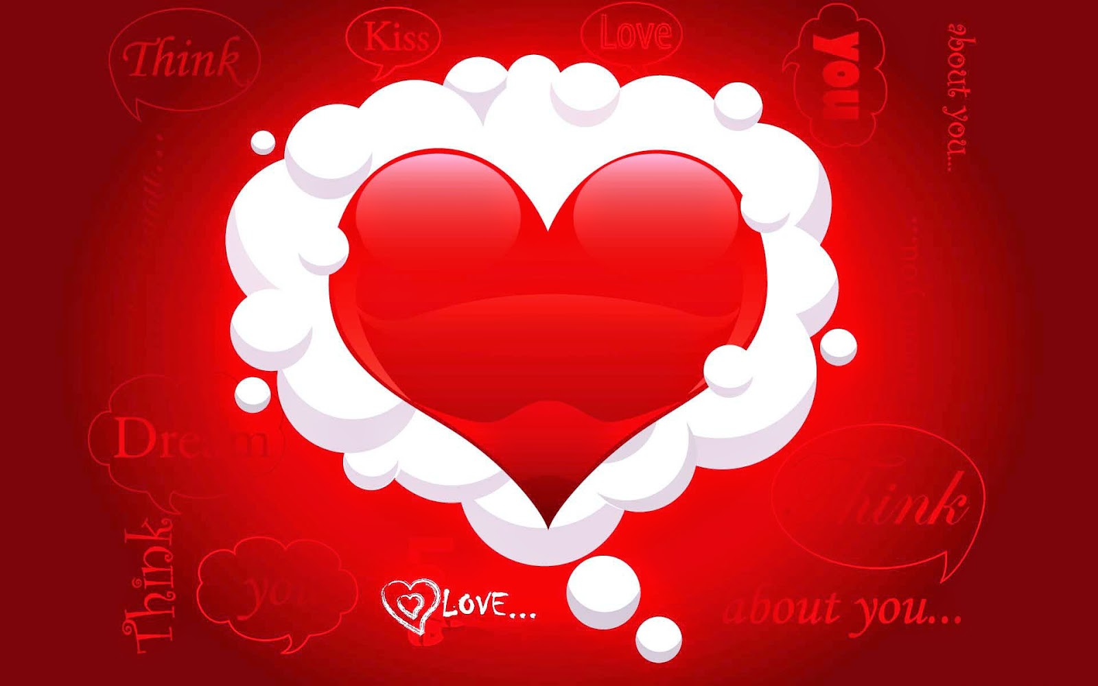 Valentine Days Wallpaper Screensaver 2015