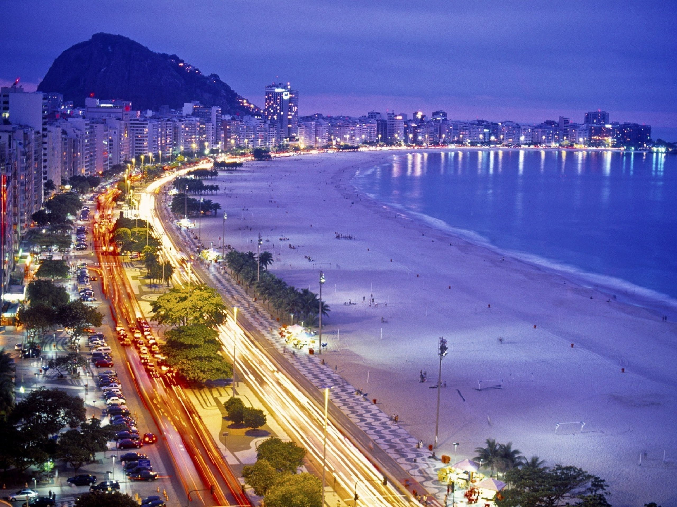 Amazing Place Rio De Janeiro Brazil Wallpaper was added by Martin at