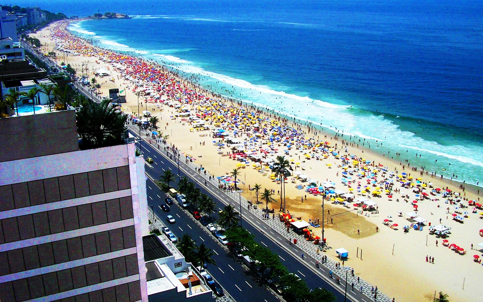Rio De Janeiro Copacabana Wallpaper