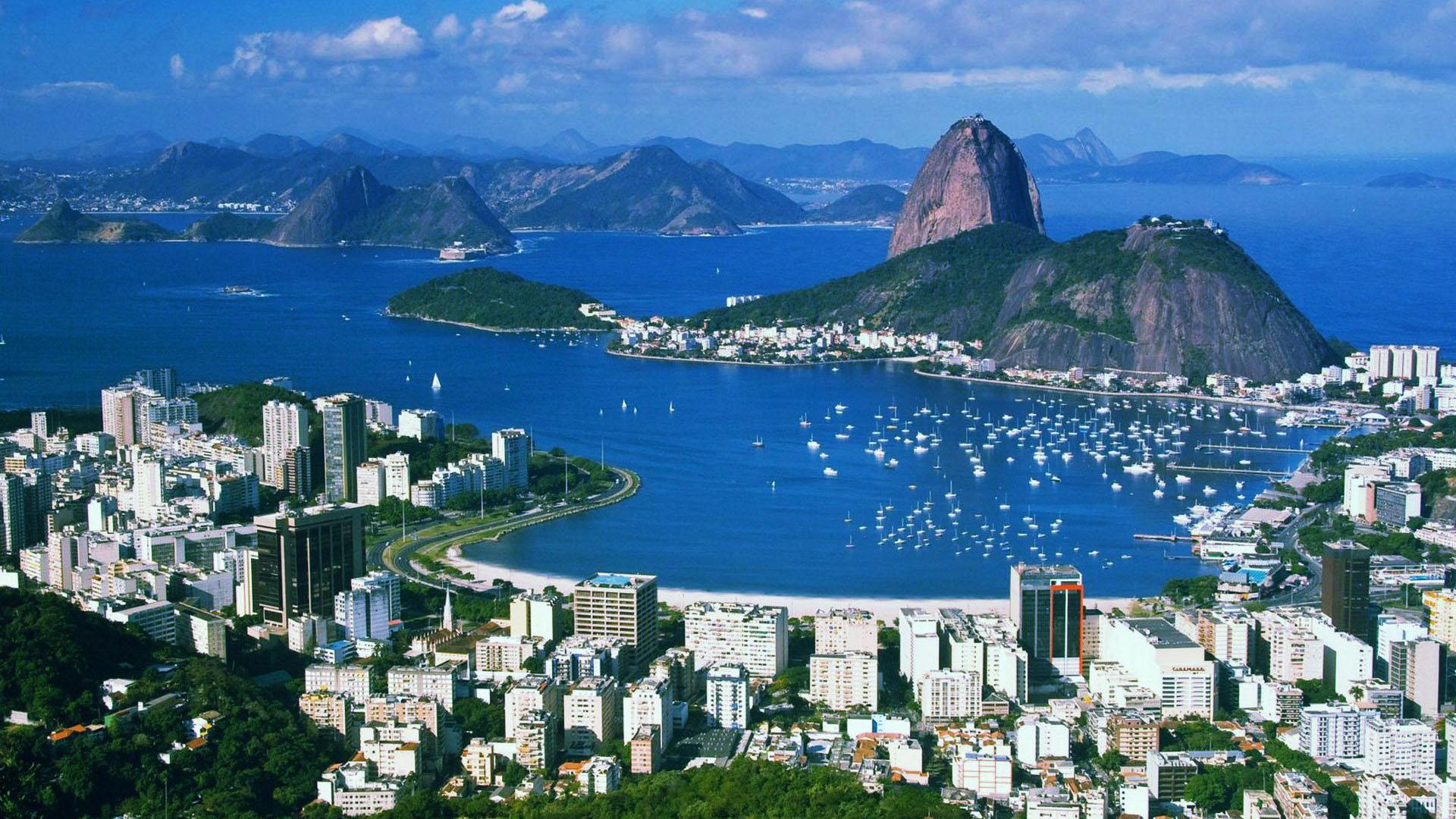 Rio De Janeiro Wallpaper 1920×1080