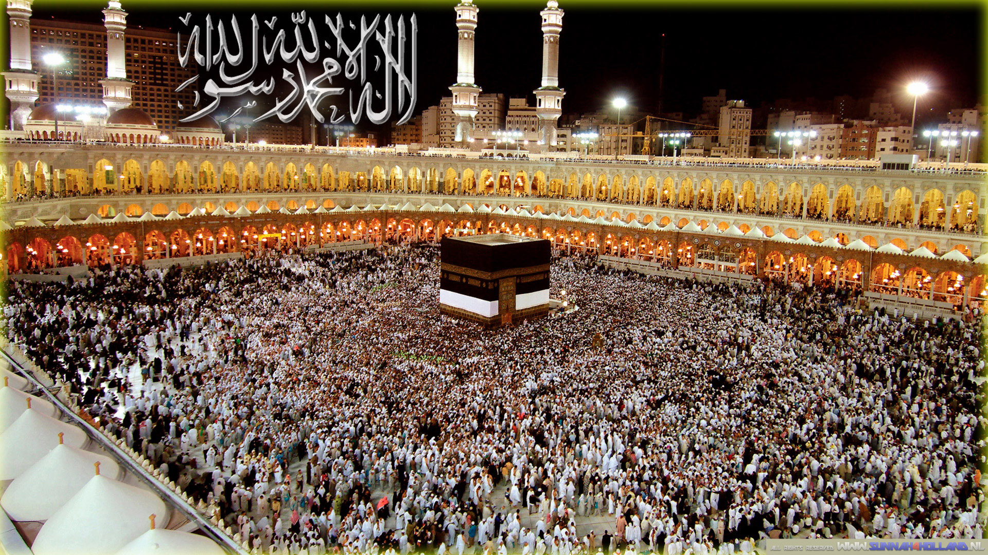 Makkah Wallpaper Desktop Mobile Phones