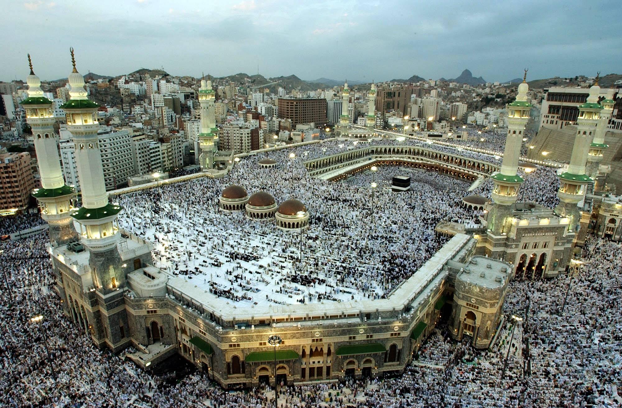 Makkah Wallpaper High Definition