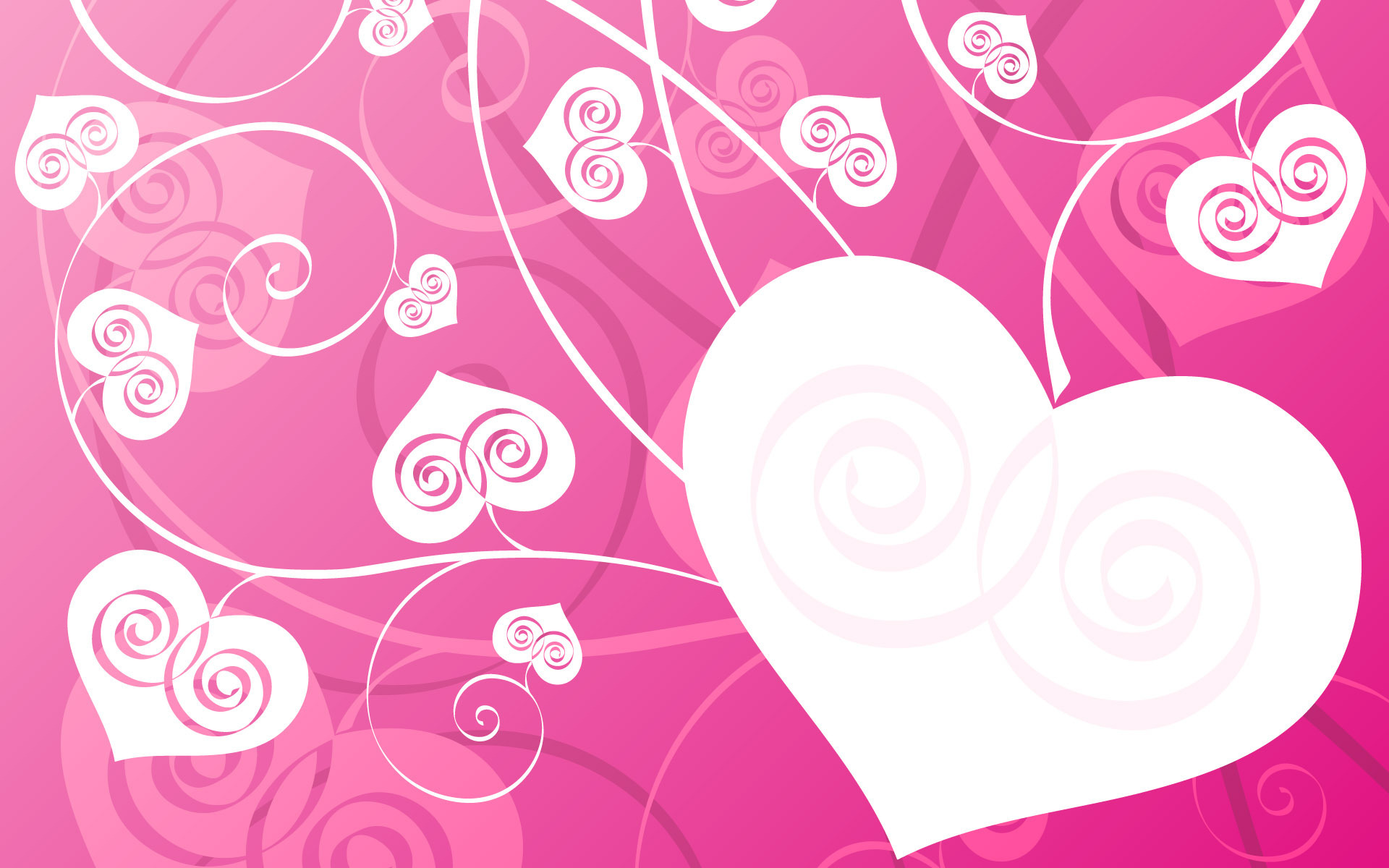 Love Design Wallpaper Desktop